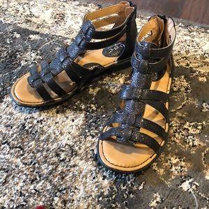 BOC caged sandals